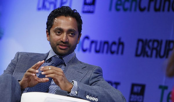 Chamath Palihapitiya, ex Facebook manager